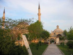 Healthcare Museum in Edirne. This museum got the 2004 best museum of the year award from Council of Europe