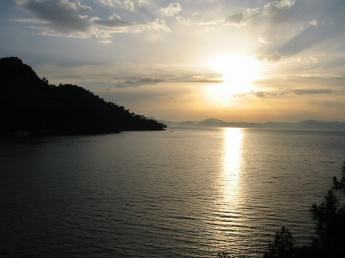 Sunset in Fethiye