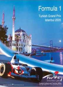 Formula 1 Istanbul track hosted races from 2005 to 2011
