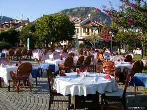 Restaurant in Gocek