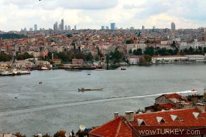 View of Golden Horn, Istanbul