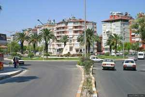 Hatay is in Southern Turkey, on the south east of Adana (picture from worldturkey.com)