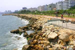 Mersin, lying along the Mediterrenean,  is the capital city of Icel province