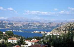 Lake Egirdir, Isparta
