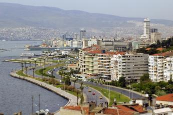 Coastline of Izmir