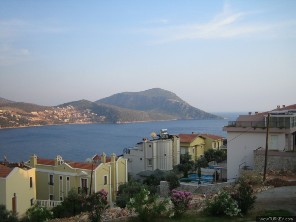 Kalkan is a lovely Mediterrenean coastal town