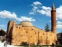 Alaeddin Mosque in Kirsehir