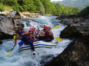 Turkey offers a range of options for river rafting
