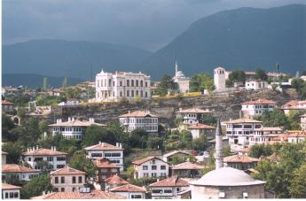 Safranbolu, in Nothwest Turkey, is registered by UNESCO as a World Heritage site