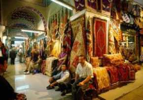 Grand Bazaar in Istanbul is one of the largest and oldest shopping malls in Turkey