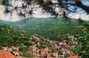 Niksar town of Tokat