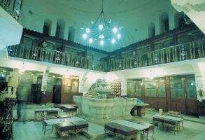 Traditional Turkish baths still serve in Turkey, mostly to the tourists