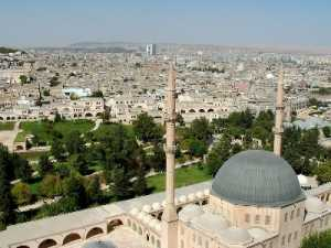 City of Sanliurfa, home of prophet Abraham