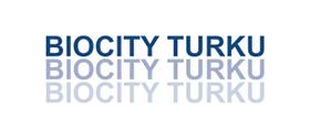 Logo of Biocity Turku