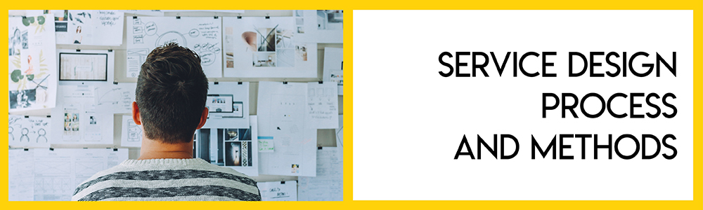 Click here to read more about the Service Design Process and Methods course