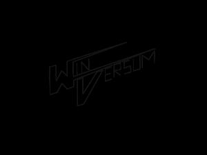 logo_WinVersum_MustaValkoinen