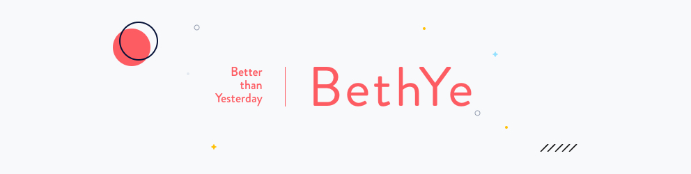 BethYe - Better than Yesterday