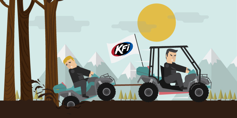 Trade Vitality Does the Heavy Lifting for KFI