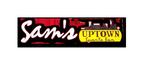 Sam's Uptown Café Logo