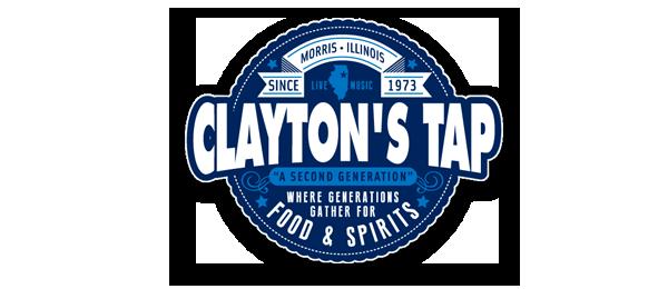 Clayton's Tap Logo