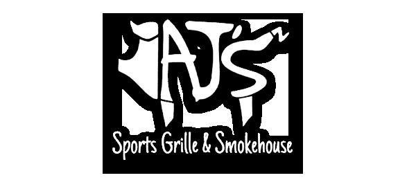 AJ's Sports Grille & Smokehouse Logo