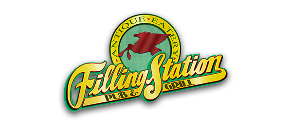 The Filling Station Pub & Grill Logo