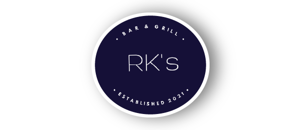 RK's Bar & Grill Logo