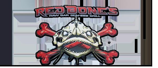 Red Bones Raw Bar Seafood Grille Logo