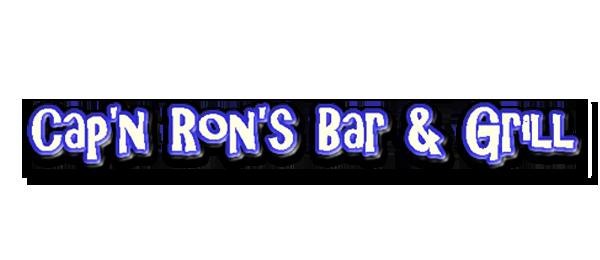 Cap'n Ron's Logo