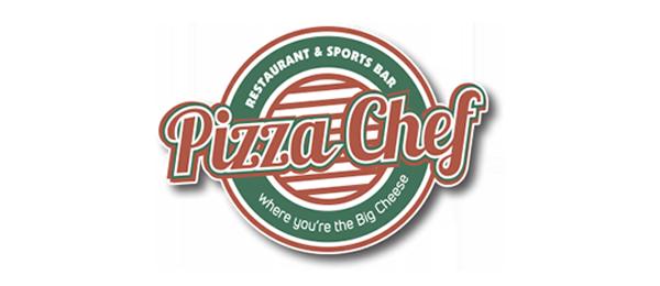Pizza Chef Restaurant & Sports Bar Logo