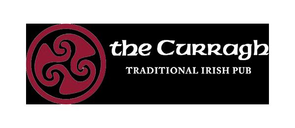 The Curragh Irish Pub Logo