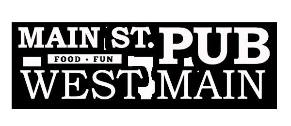 Main St. Pub - West Main  Logo