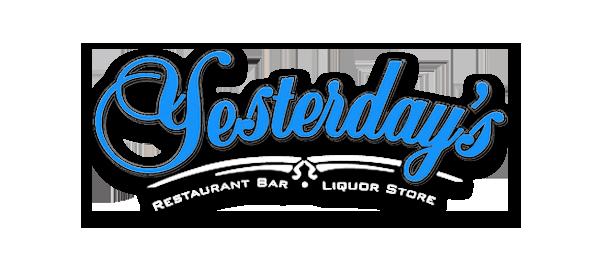 Yesterday's Restaurant Tavern Logo