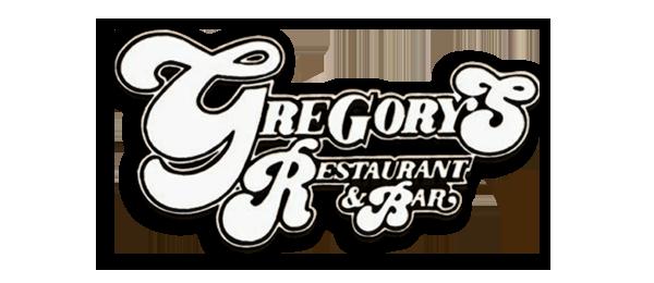 Gregory's Restaurant & Bar Logo