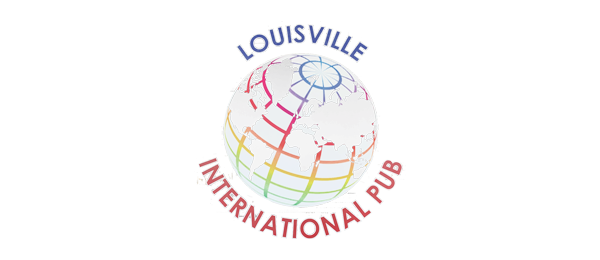 Louisville International Pub Logo