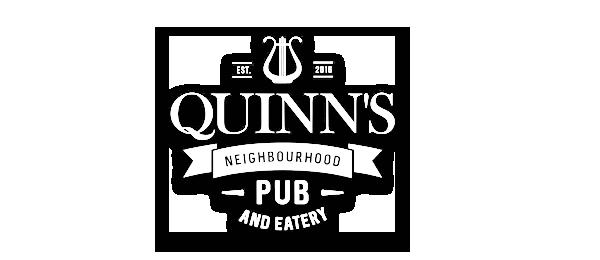 Quinn's Neighbourhood Pub and Eatery Logo