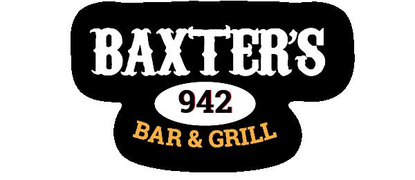 Baxter's 942 Bar & Grill Logo