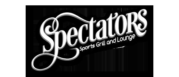 Spectators Sports Lounge & Grill Logo