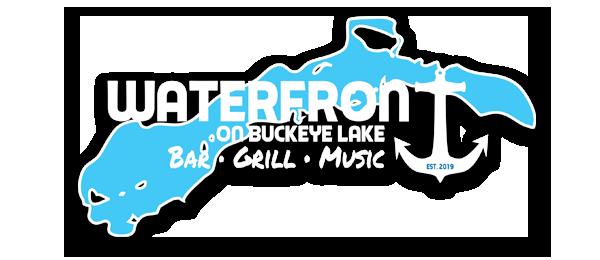 Waterfront on Buckeye Lake Logo