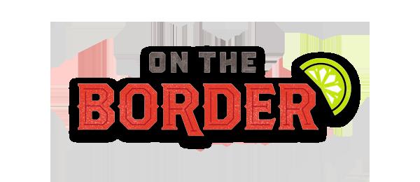 On The Border - Naperville Logo