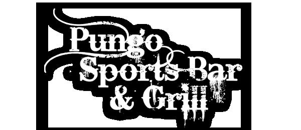 Pungo Sports Bar Logo