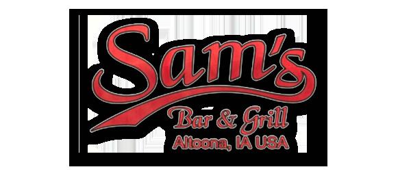 Sam's Sports Bar & Grill Logo