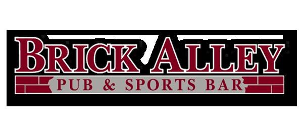 Brick Alley Pub and Sports Bar Logo