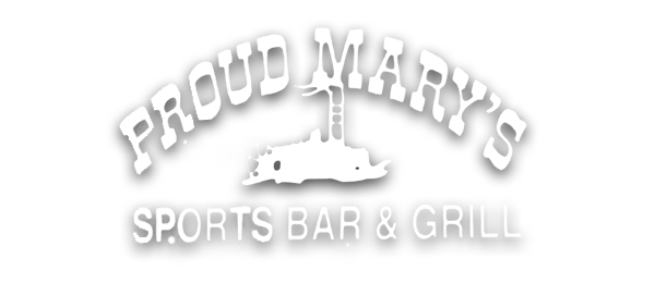 Proud Mary's Sports Bar & Grill Logo