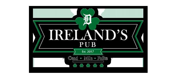 Ireland's Pub Logo