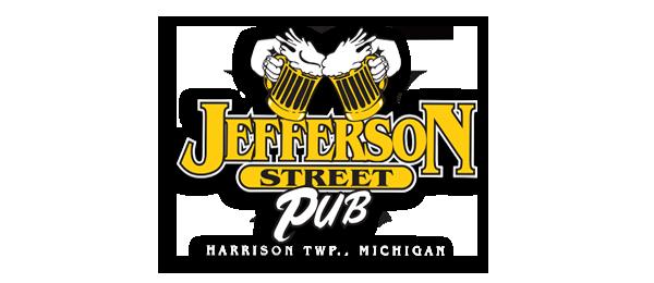 Jefferson Street Pub (JSP) Logo