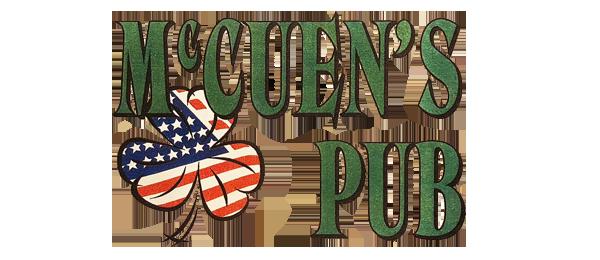 Mc Cuens Pub Logo