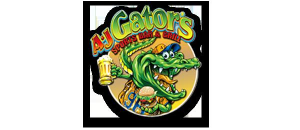 A J Gators Sports Grille & Bar- Holland Rd  Logo