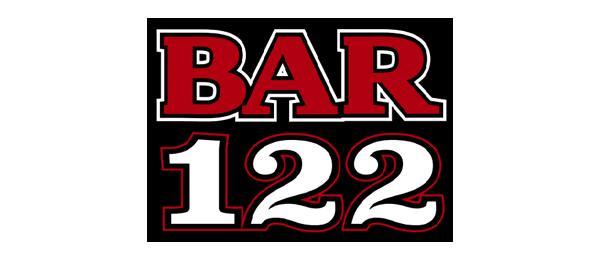 Bar 122 Logo