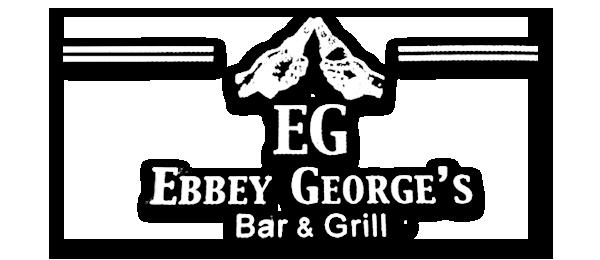 Ebbey George's Bar & Grill Logo